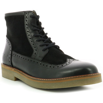 Chaussures Homme Boots Kickers Oxidandy NOIR