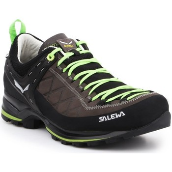 Chaussures Homme Fitness / Training Salewa MS Mtn Trainer 2 L Noir,Marron