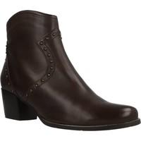 Chaussures Femme Bottines Regarde Le Ciel ISABEL83 Marron
