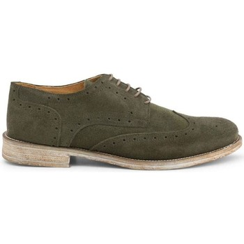 Chaussures Homme Derbies Sb 3012 - 208_camosciobucato Vert