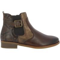 Chaussures Femme Bottines Remonte Dorndorf r6382 mocca
