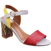 Chaussures Femme Sandales et Nu-pieds Riva Di Mare Baxin Multi Leather Rouge