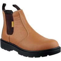 Chaussures Homme Boots Amblers Safety FS115 Bronzer