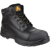 Chaussures Homme Boots Amblers Safety AS201 QUANTOK Noir