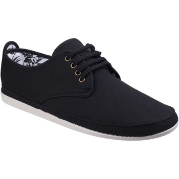 Chaussures Homme Baskets basses Flossy YAGOMAN Yago Noir