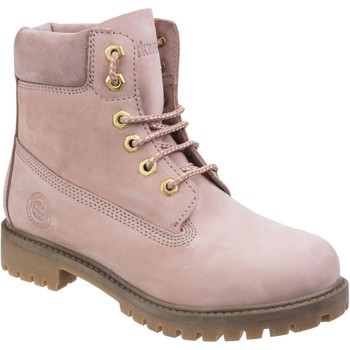 Chaussures Femme Boots Darkwood 7000-34NU Willow Powder Rose