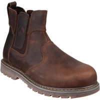 Chaussures Homme Boots Amblers Safety FS165 Marron