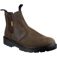 Chaussures Homme Boots Amblers Safety FS128 Marron