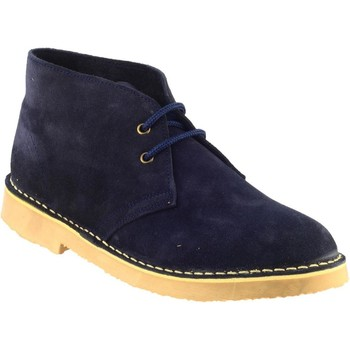 Chaussures Homme Boots Cotswold Sahara Boot Marine