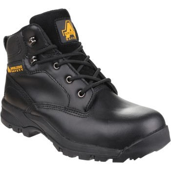 Chaussures Femme Boots Amblers Safety 24185 AS104 RYTON Noir