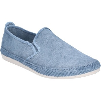 Chaussures Homme Slip ons Flossy MANSO-LBLU-41 Manso Light Bleu