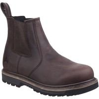 Chaussures Homme Boots Amblers Carlisle Marron