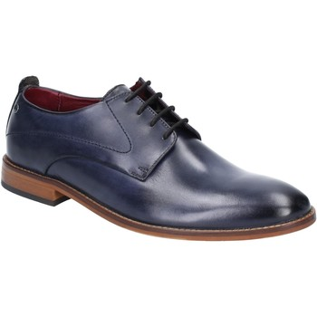 Chaussures Homme Derbies Base London TC01408-40 Script Washed Marine