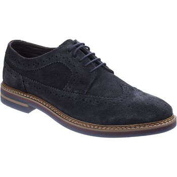 Chaussures Homme Derbies Base London Turner Marine