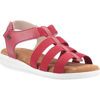 Chaussures Femme Sandales et Nu-pieds Hush puppies HPW1000-117-3-3 Hailey Rouge