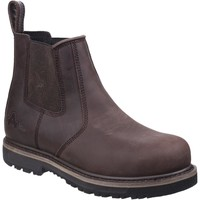 Chaussures Homme Boots Amblers Safety AS231 Marron