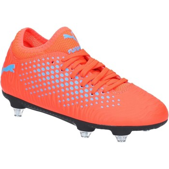 Chaussures Homme Football Puma 10555301-1 Future-Screw In Rouge et Bleu