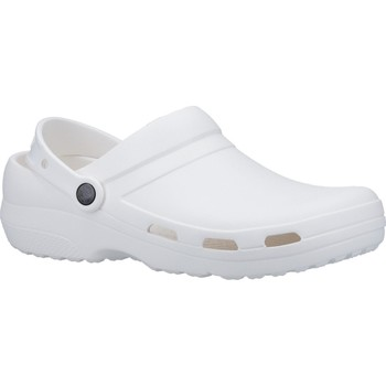 Chaussures Femme Sabots Crocs 205619-WHI-M4/W6 Specialist ll Vent Blanc