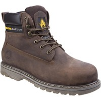Chaussures Homme Boots Amblers Safety FS164 Marron