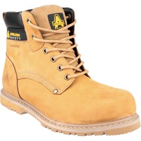 Chaussures Homme Boots Amblers Safety FS147 Honey