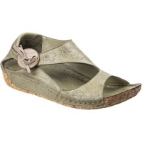 Chaussures Femme Sandales et Nu-pieds Riva Di Mare Arlo Leather Vert