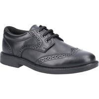 Chaussures Garçon Derbies Hush puppies HPK1000-311-1 Harry Noir