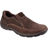 Chaussures Homme Mocassins Cotswold Twyning Café