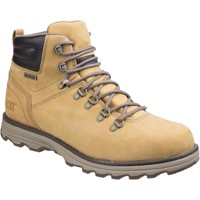 Chaussures Homme Boots Cat Footwear SIRE WP BOOT Honey