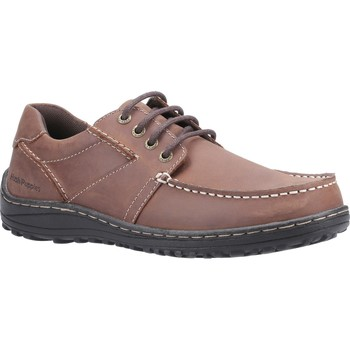 Chaussures Homme Derbies Hush puppies HPM2000-102-1-6 Theo Marron