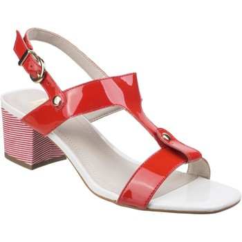 Chaussures Femme Sandales et Nu-pieds Riva Di Mare Fabia Patent Rouge