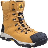 Chaussures Homme Chaussures de travail Amblers Safety FS998 Honey