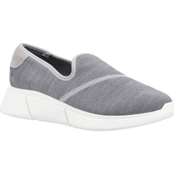 Chaussures Femme Slip ons Hush puppies HW06601-020-3 Makenna Cool Gris