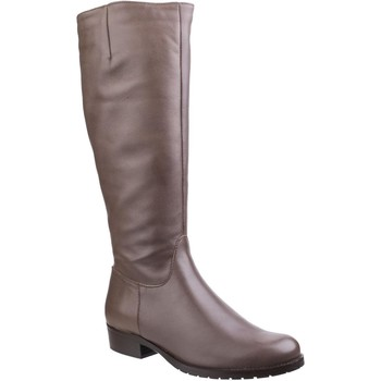 Chaussures Femme Bottes ville Riva Di Mare Vicenza Taupe