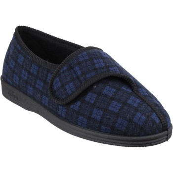 Chaussures Homme Chaussons Comfylux GEORGE SLIPPER Marine