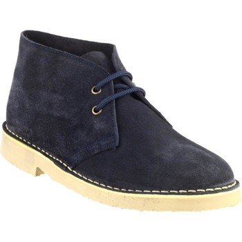 Chaussures Homme Boots Cotswold Sahara Marine