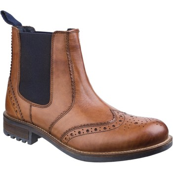 Chaussures Homme Boots Cotswold Cirencester Bronzer