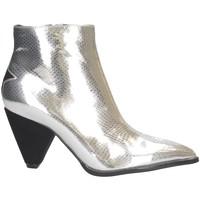 Chaussures Femme Low boots Shop Art SA030056 ARGENT