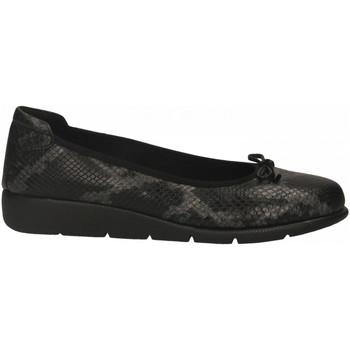 Chaussures Femme Ballerines / babies Frau PYTON black