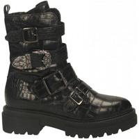 Chaussures Femme Bottines Fabbrica Dei Colli UNDER nero
