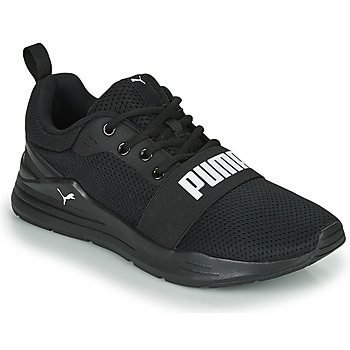 Chaussures Homme Baskets basses Puma WIRED Noir