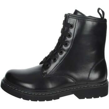 Chaussures Fille Boots Asso AG-8900 Noir