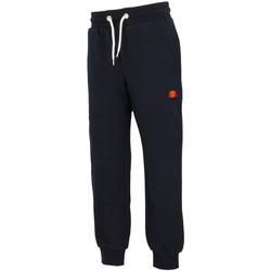Vêtements Garçon Pantalons de survêtement Ellesse Colinio pant jr navy Bleu marine / bleu nuit