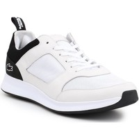 Chaussures Homme Baskets basses Lacoste Joggeur 217 1 G 7-33TRM1004147 biały, beżowy, czarny