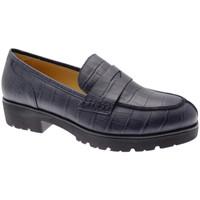 Chaussures Femme Mocassins Donna Soft DOSODS0945blu blu