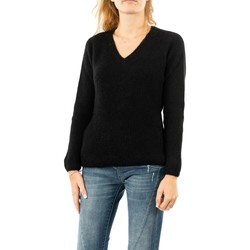 Vêtements Femme Pulls Morgan matild noir
