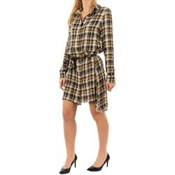 Vêtements Femme Robes courtes Bsb 044-211022 camel beige