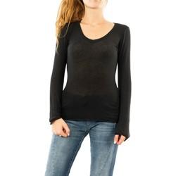 Vêtements Femme T-shirts manches longues Please m7000 1900 nero noir