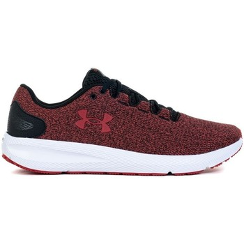 Chaussures Homme Running / trail Under Armour Charged Pursuit 2 Twist Noir