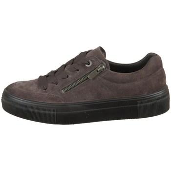 Chaussures Femme Baskets basses Legero Lima Noir, Marron