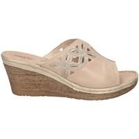 Chaussures Femme Sandales et Nu-pieds Melluso H019047 TOURBE